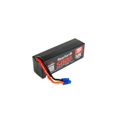 Battery Reaction Lipo 3S 11 .1V 5000 Mah 50C EC3