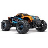 Traxxas Maxx 4S Monster Truck 1 /10 Orange