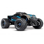 Traxxas Maxx 4S Monster Truck 1 /10 Blue