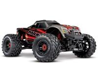 Traxxas Maxx 4S Monster Truck 1 /10 Red