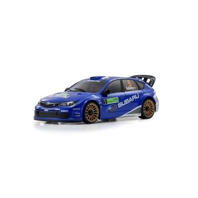 Kyosho MINI-Z 4WD AWD Subaru Impreza WRC 2008