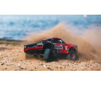 Arrma Mojave 6S 4WD BLX 1 /7 Desert Truck RTR Black Red