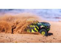 Arrma Mojave 6S 4WD BLX 1 /7 Desert Truck RTR Black Yellow