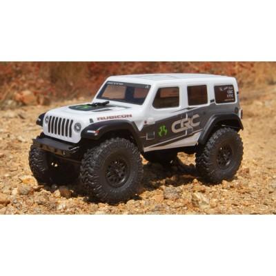 Axial Scx24 Jeep Wrangler Crawler JLU 4x4 RTR 1/ 24 White