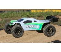 Losi Tenacity T 1 / 10 Truggy 4WD Brushless RTR White