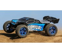 Losi Tenacity T 1 / 10 Truggy 4WD Brushless RTR Blue