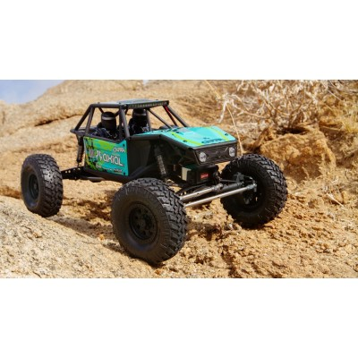Axial Capra 1 .9 RTR 1/ 10 with DIG Green