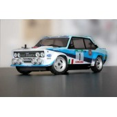 The Rally Legends Fiat 131 WRC ARTR 4wd Painted