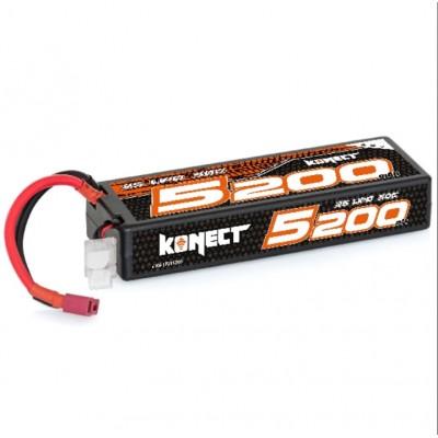 Lipo 2s 7.4v 5200mah Konect 50c
