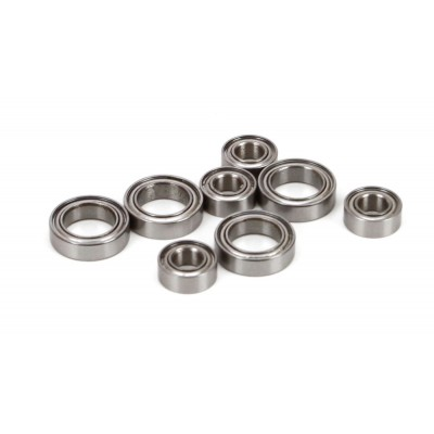 ECX Spindle Hub Bearing Set 1 18 4WD All