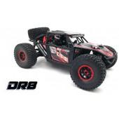 FTX DR8 Desert Racer Brushless 1/ 8 RTR Red