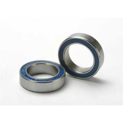 Traxxas Ball Bearings Blue Rubber Sealed 10x15x4mm (pair)