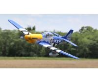 E-flite P-51 Mustang 1.5m BNF Basic Smart
