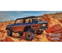 Red Cat Gen 8 Scout 2 Axe Pro Scaler 4x4 1: 10 RTR