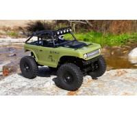 Axial Scx24 Deadbolt Crawler 4x4 RTR 1/ 24 Green