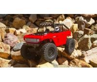 Axial Scx24 Deadbolt Crawler 4x4 RTR 1/ 24 Red