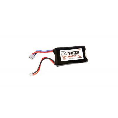 Dynamite LiPo Battery 2S SCX24 350mah