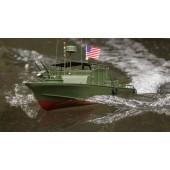 Proboat Alpha Patrol Boat 21 Brushed RTR