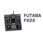 Futaba TX FX22 R7008SB FASTTEST FASST S-FHSS Radio Trasmitter