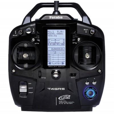 Futaba TX 4GRS R304SB Telemetry Radio Trasmitter 2.4ghz