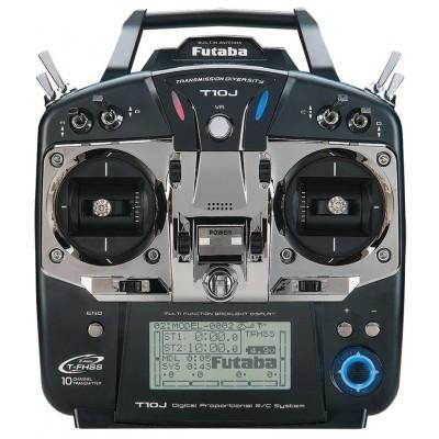 Futaba TX 10J R3008SB 2 4Ghz Telemetry M1  Radio Trasmitter