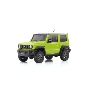 Kyosho MINI-Z 4x4 MX-01 Suzuki Jimny Sierra Kinetic Yellow
