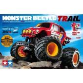 Tamiya Monster Beetle trail R/C Kit 4WD GF-01TR Chassis