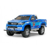 Tamiya Toyota Hilux Extra Cab 1 /10 4WD CC-01 Chassis kit