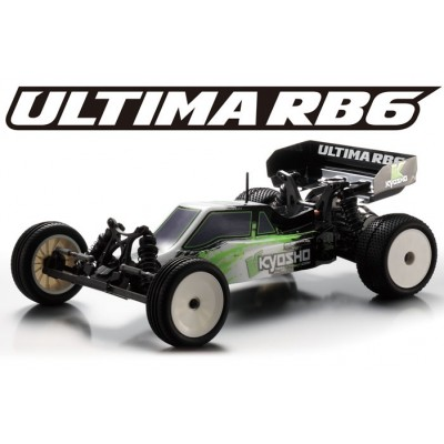 Kyosho Ultima RB6 Electric Buggy 1/10 rtr 30858EU