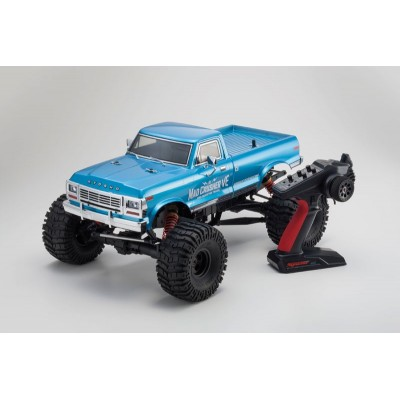 Kyosho Mad Cruiser VE 1 :8 4WD Readyset EP Torx8 Brainz8 ESC