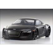 Kyosho Fazer Audi R8 Matte Black VE readyset 1/10
