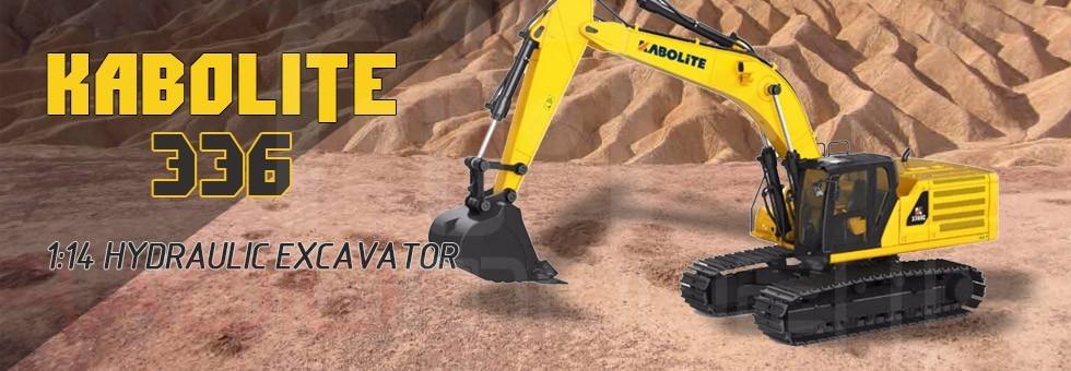Kabolite Excavator Metal Hydraulic