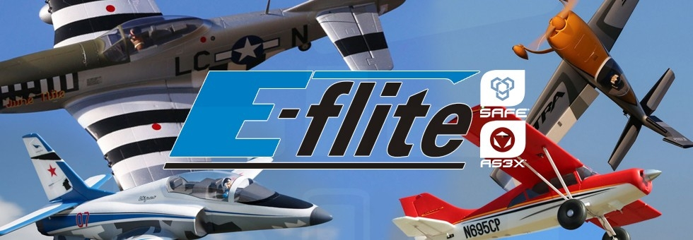 E-flite RC Airplanes