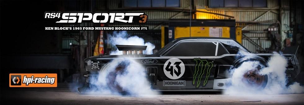 Hpi Ford Mustang Ken Block Hoonicorn