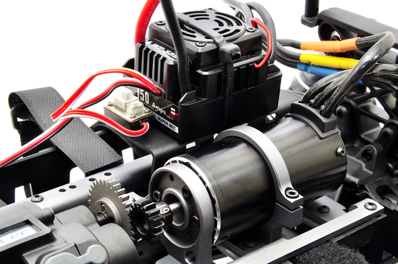 Hobao Hyper Brushless 1-8 150A 6S RTR 02