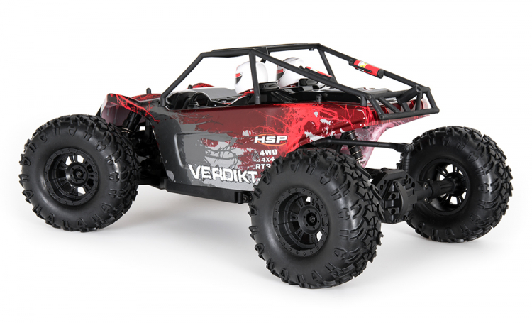 HSP Verdikt Crawler Desert Racer  Brushed 02