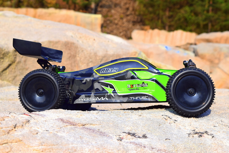 Absima EP Buggy AB3 4BL Brushless 01