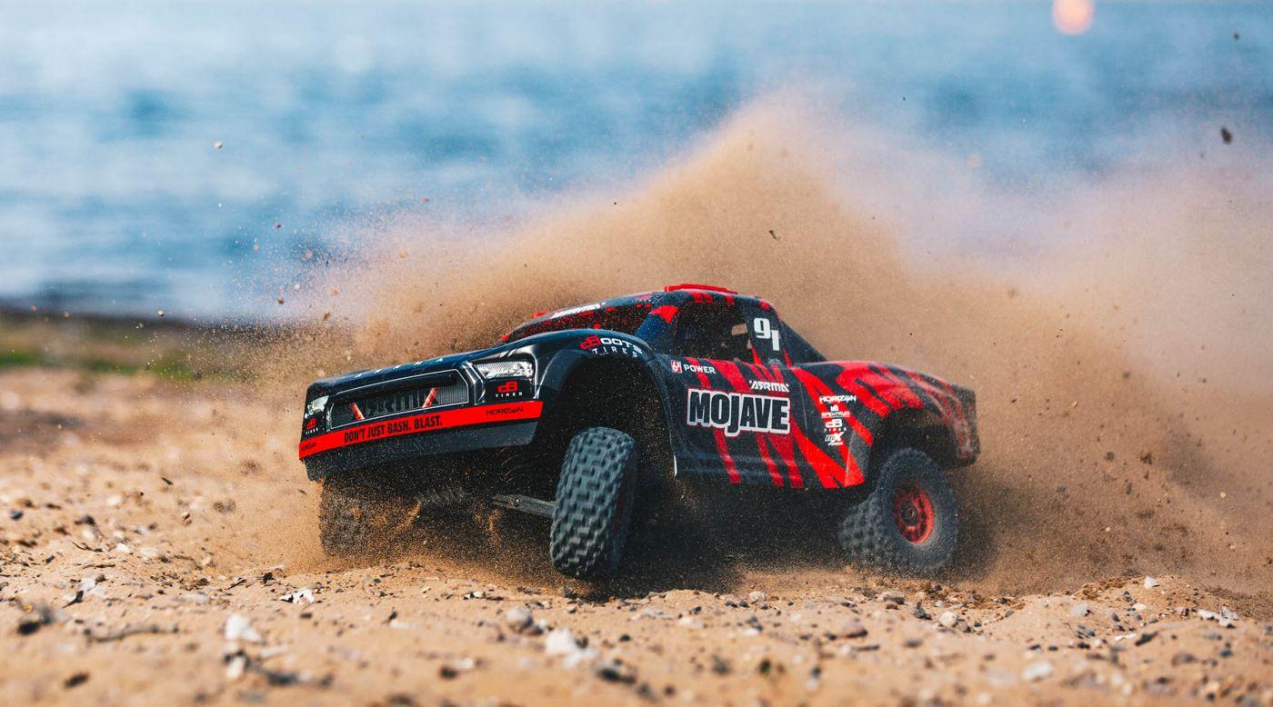 Arrma Mojave 6S Blx 4WD Desert Truck Brushless 8