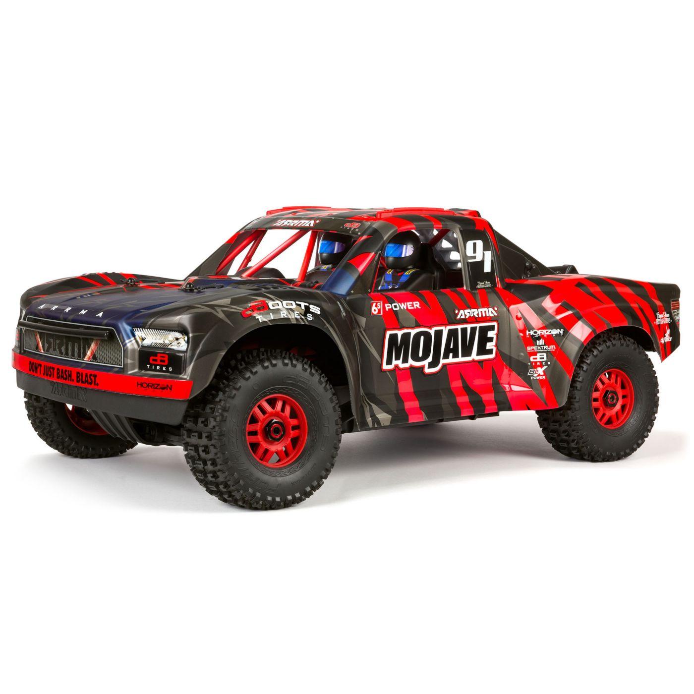 Arrma Mojave 6S Blx 4WD Desert Truck Brushless 2