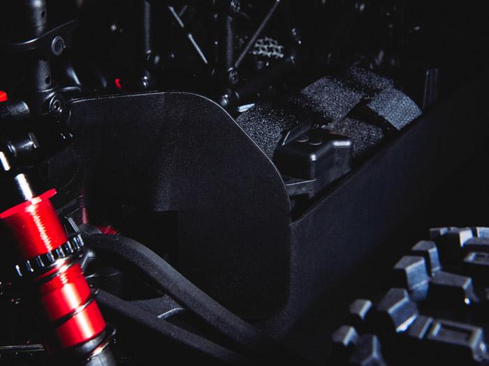 Arrma Outcast 6S BLX 4WD Stunt Truck rtr 5