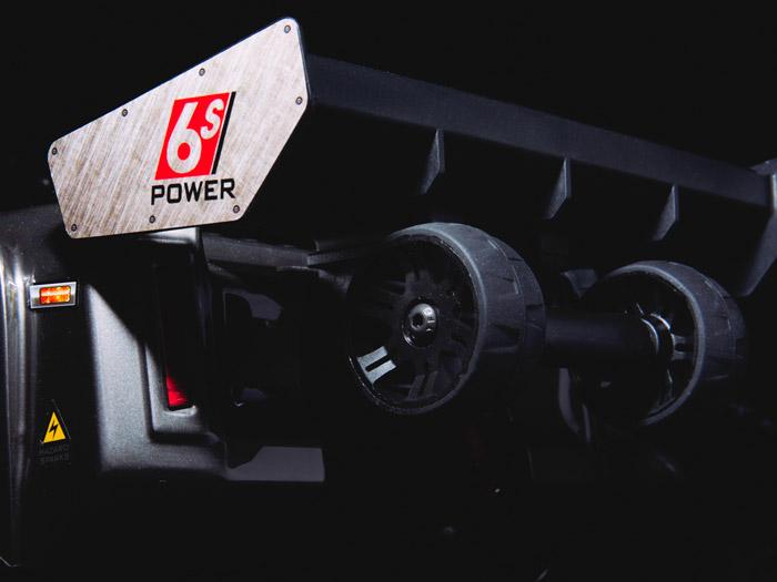 Arrma Outcast 6S BLX 4WD Stunt Truck rtr 6