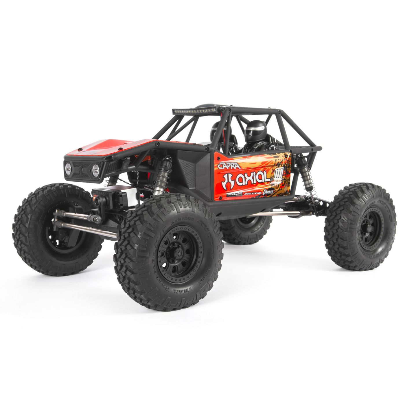 Axial Capra 1.9 Kit Unlimited Trail 4wd RTR 01x