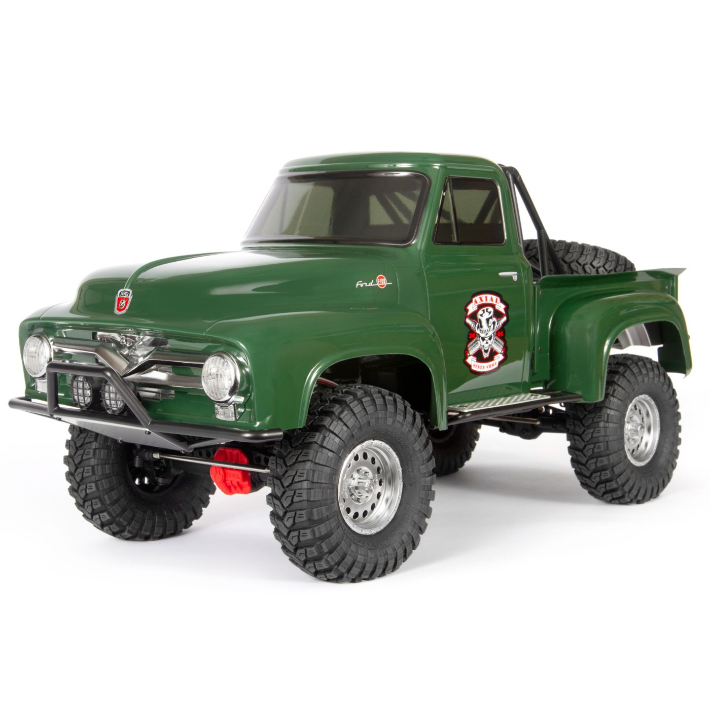 Axial Scx 10 II rtr Scaler Ford F-100 4wd 01