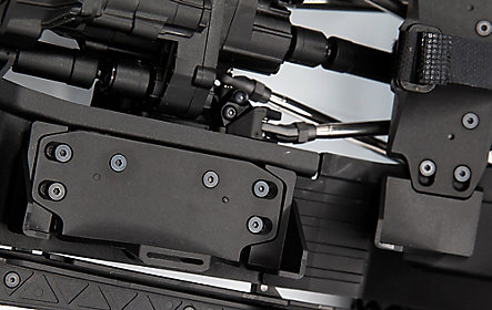 Scx10 3 Jeep JLU Wrangler RTR Gray 02