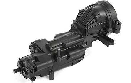 Scx10 3 Jeep JLU Wrangler RTR Gray 03
