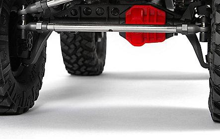 Scx10 3 Jeep JLU Wrangler RTR Gray 04