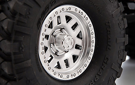 Scx10 3 Jeep JLU Wrangler RTR Gray 09
