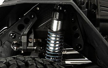 Scx10 3 Jeep JLU Wrangler RTR Gray 11