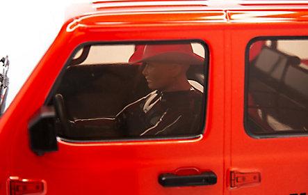 Scx10 3 Jeep JLU Wrangler RTR Orange 01