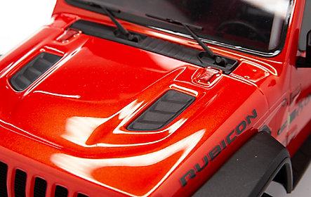 Scx10 3 Jeep JLU Wrangler RTR Orange 02
